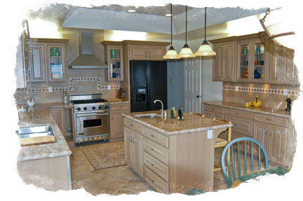 Bill & Marilyn's kitchen remodel